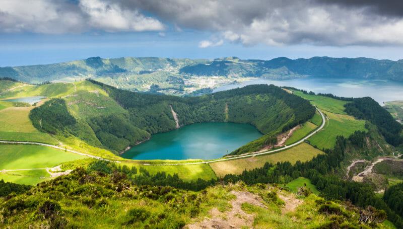 Lac Sete Gruppenreise nach den Azoren