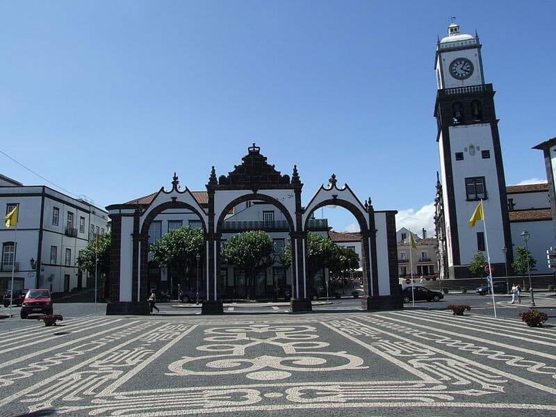 Ponta Delgada Gruppenreise nach den Azoren