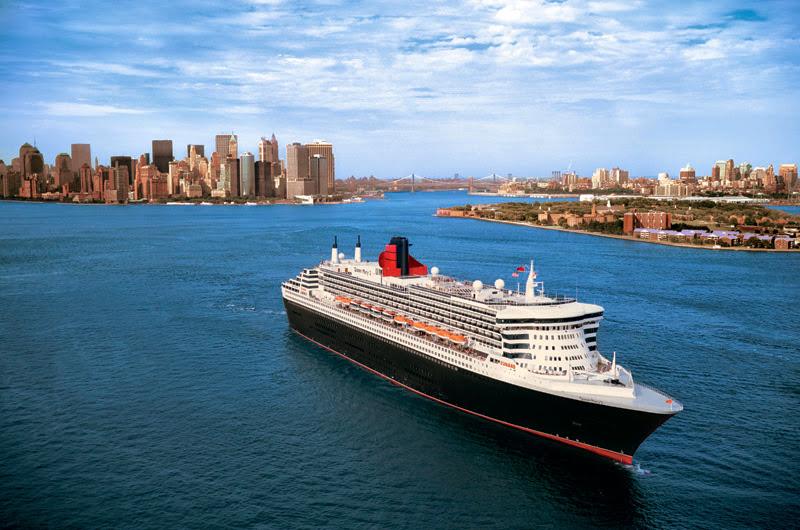 Kreuzfahrt auf der Queen Mary 2 nach New York City