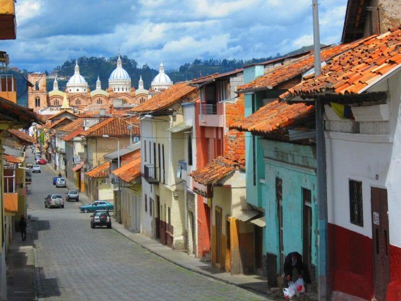 Besuchen Cuenca Gruppenreise Ecuador