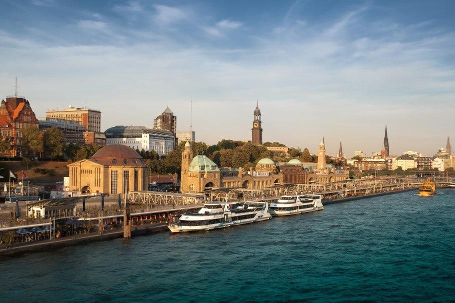 Hamburg – Southampton