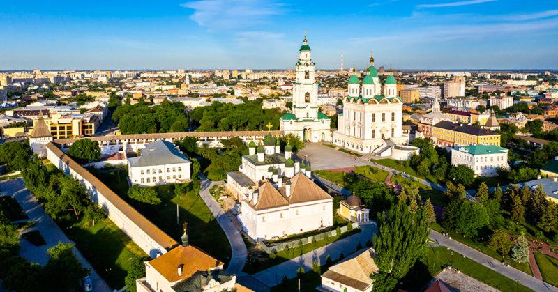 Flussfahrt Wolga – Moskau – Wolgograd