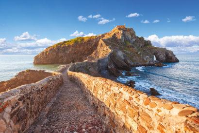Atlantikküste Spaniens