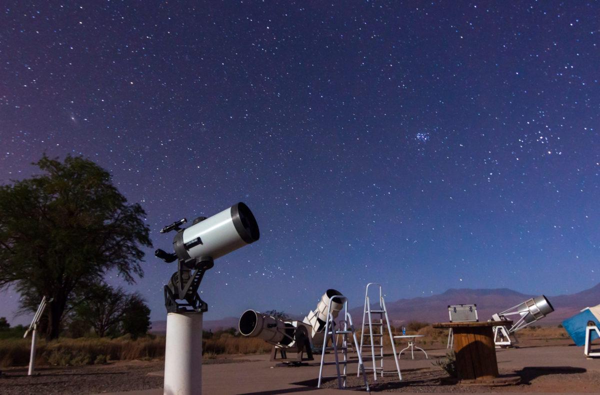 astronomischer Bauernhof San Pedro de Atacama