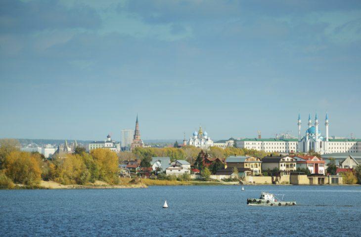 Visiter Kazan lors d'une croisière sur la Volga