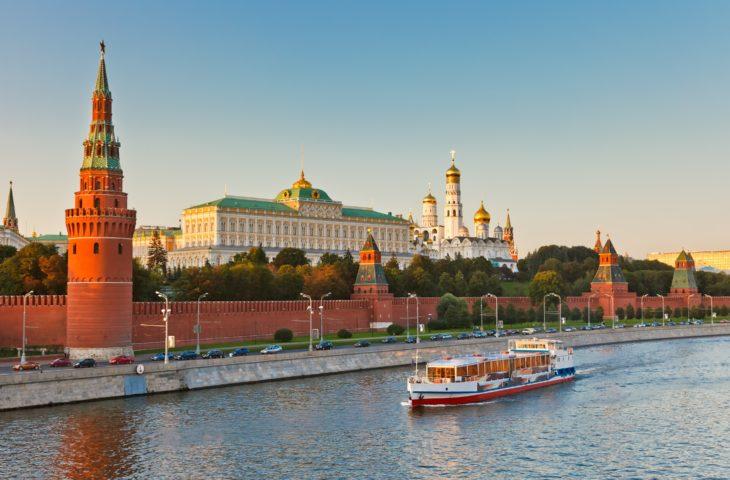 Croisière sur la Volga et découvrir Moscou