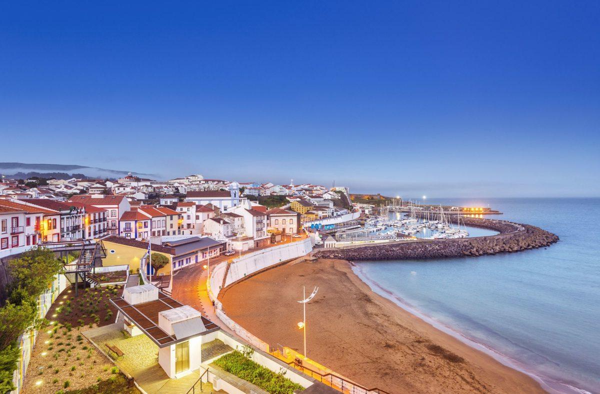 Angra do Heroismo Gruppenreise nach den Azoren