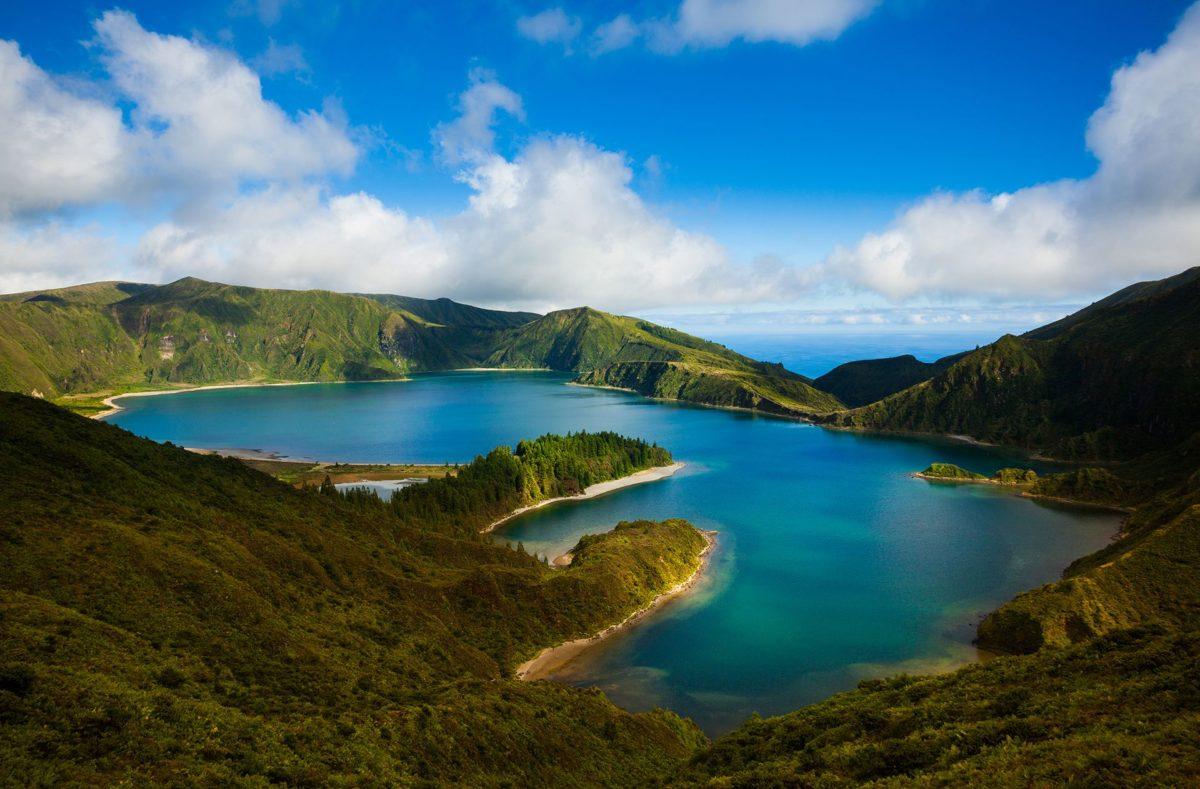 Lagoa do Fogo San Miguel Gruppenreise nach den Azoren
