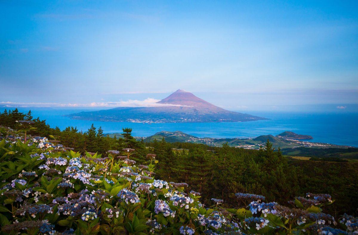 Pico Island Gruppenreise nach den Azoren