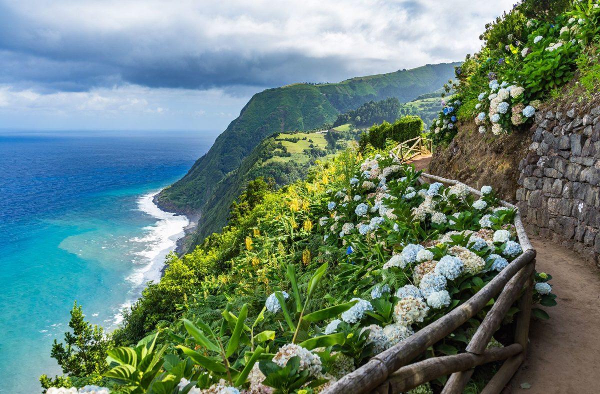 San Miguel Gruppenreise nach den Azoren