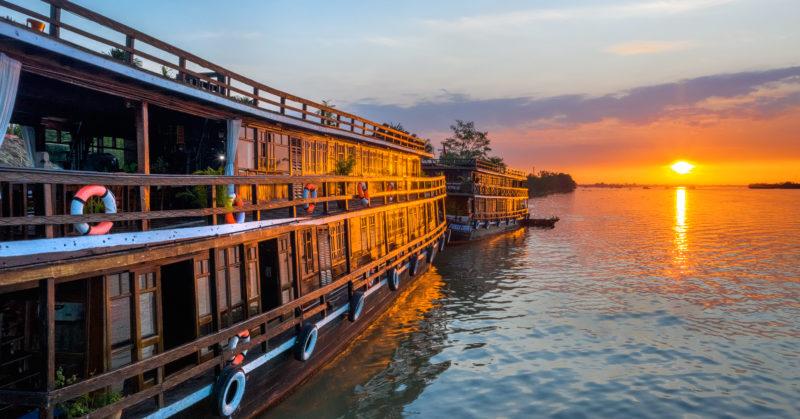 Vietnam-Kambodscha – Vom Mekong-Delta ins Königreich der Khmer