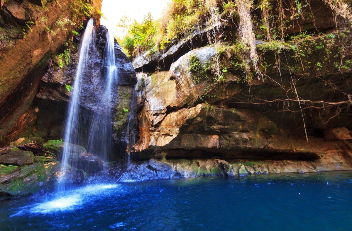 Wasserfall-Isalo-Nationalpark