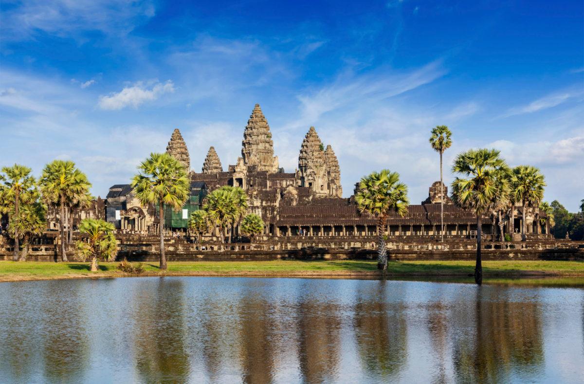 Gruppenreise nach Angkor Wat