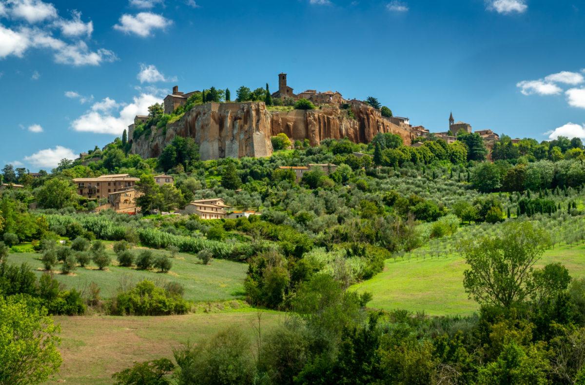Touren in Orvieto in der Toskana