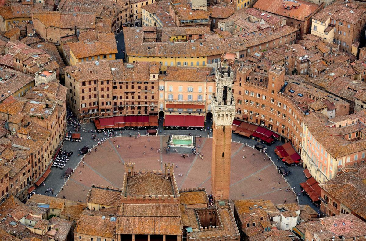 Besuch von Siena und dem Palio