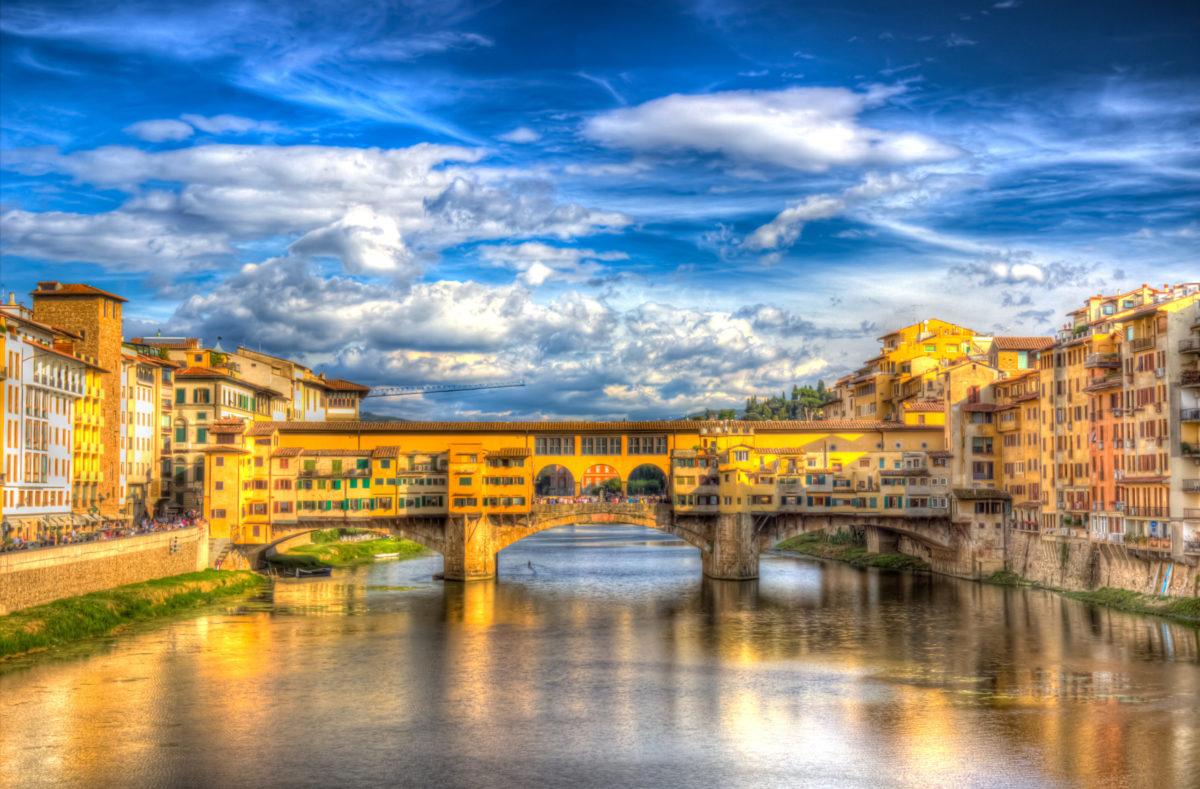 Besichtigung von Florenz und der Ponte Vecchio