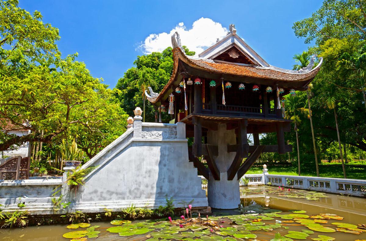 Besuchen Hanoi Vietnam