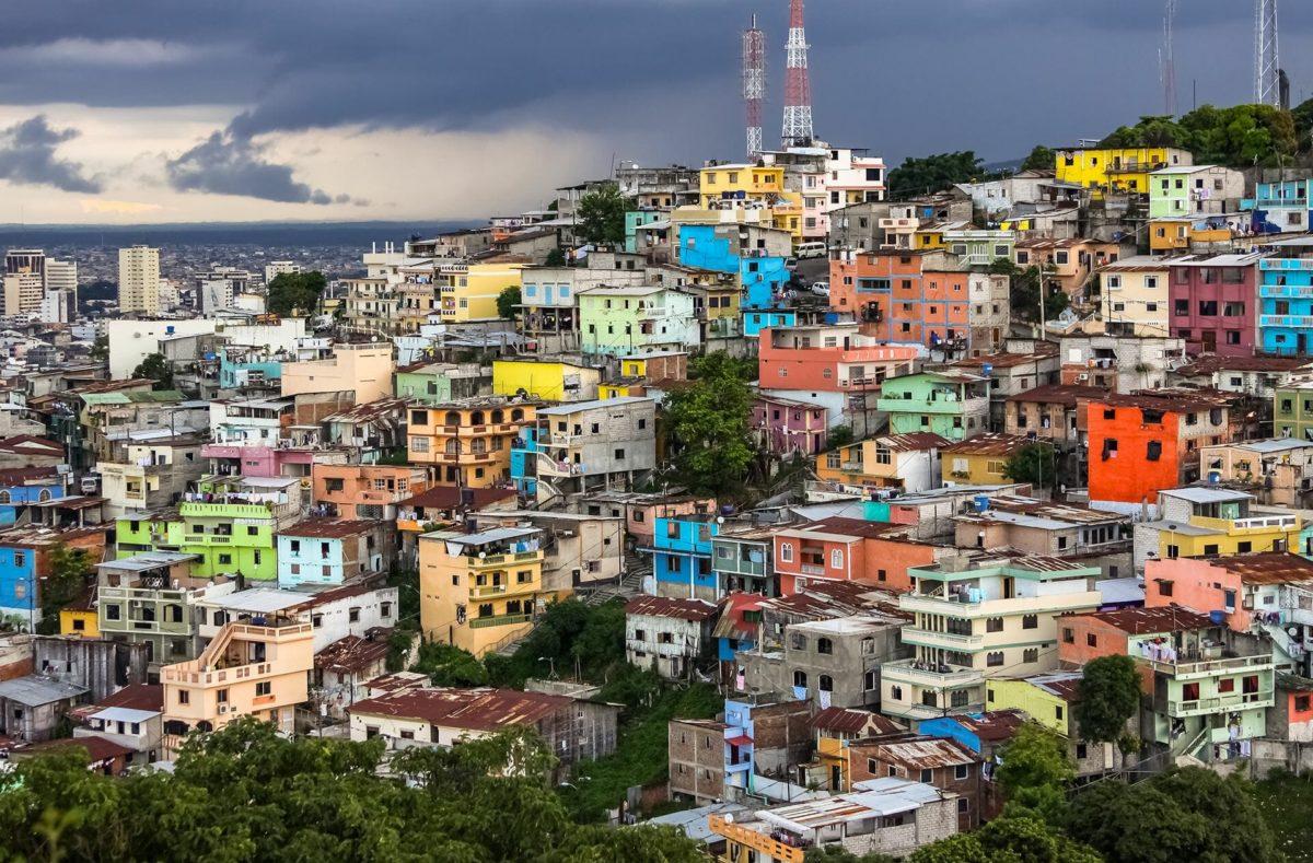 Ecuador & Galapagos-Kreuzfahrt