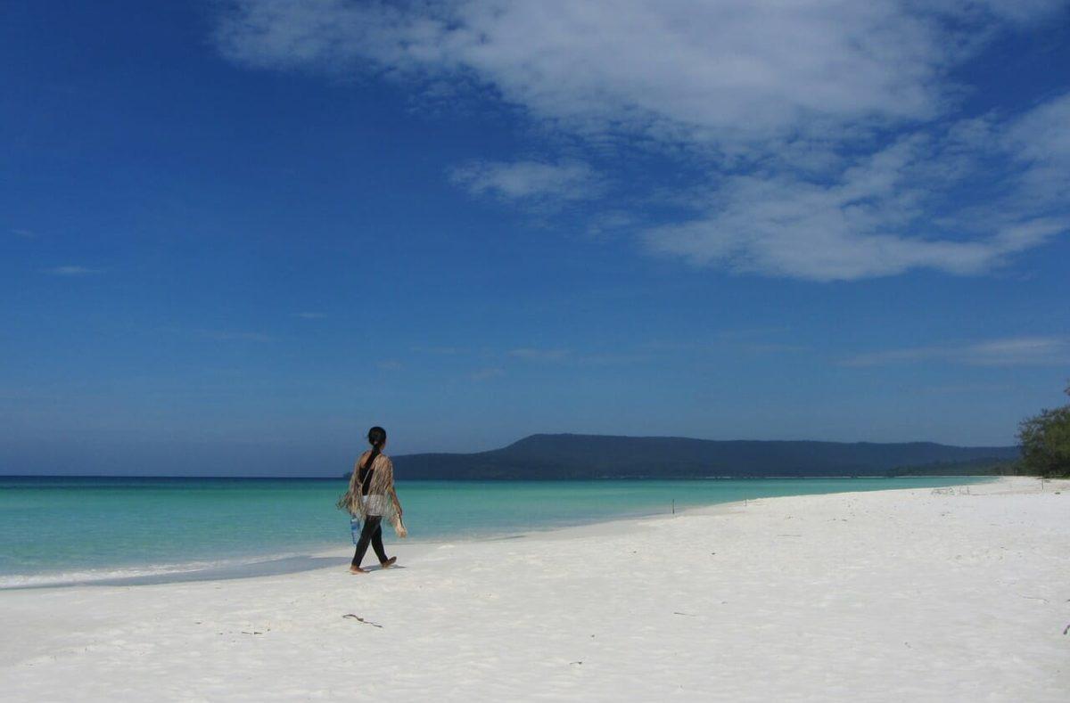 Strandgruppenreise nach Koh Rong Kambodscha