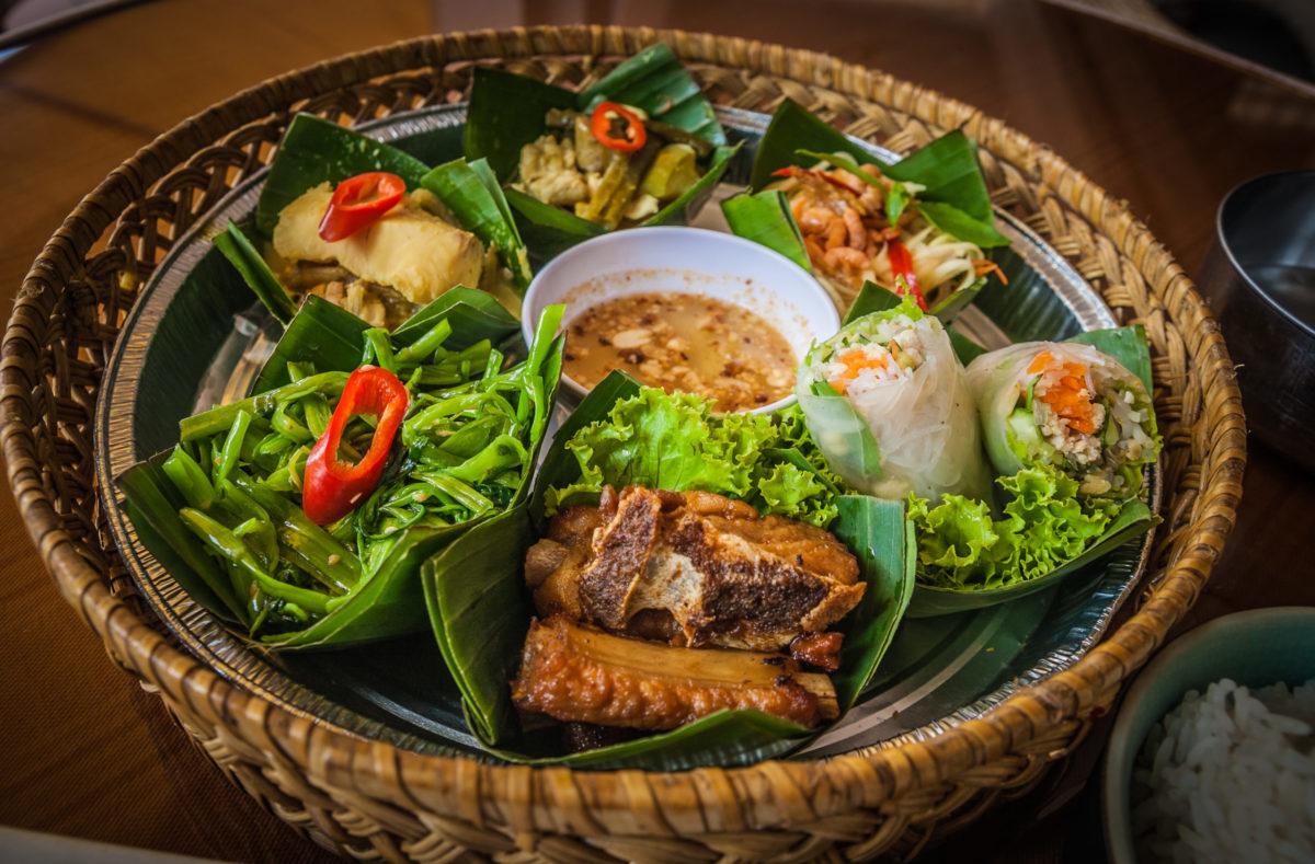 Kulinarische Spezialitäten Südvietnam und Kambodscha