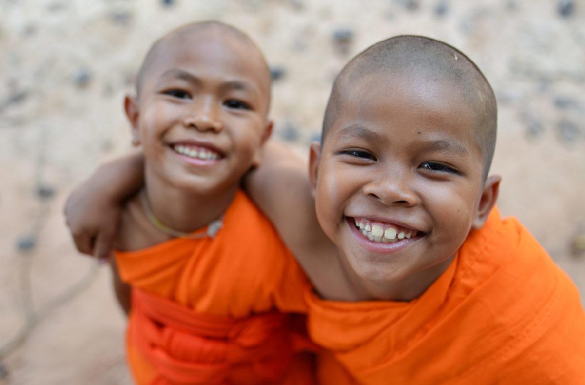 Kambodscha besuchen