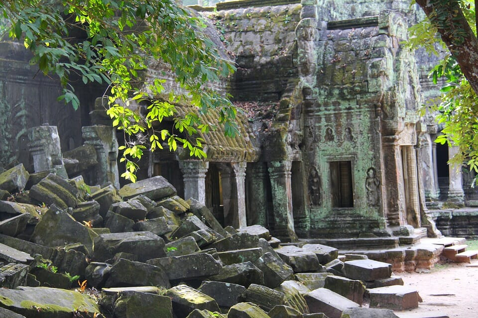 Gruppenreise nach Ta Prohm Kambodscha