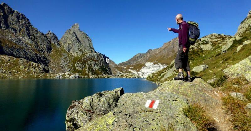 der schönsten Wanderungen der Schweiz