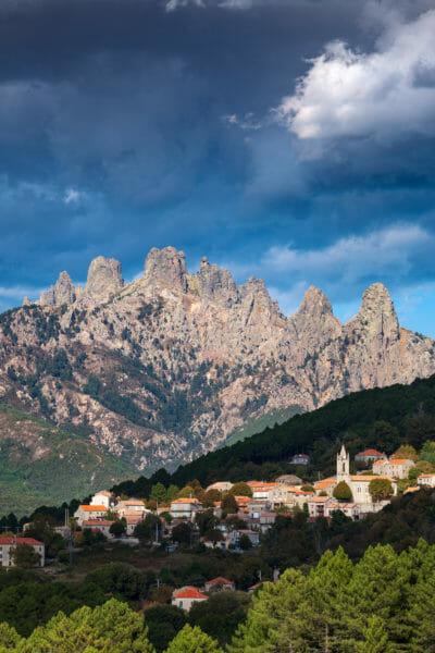 Bavella in Korsika