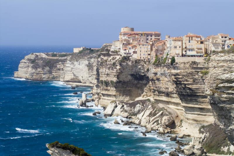 Gruppenreise nach Bonifacio in Korsika