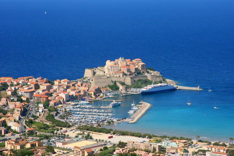 Gruppenreise nach Calvi in Korsika
