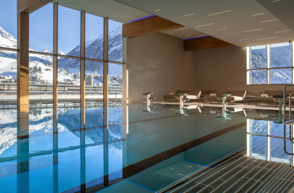 Wellness-Zentrum Andermatt