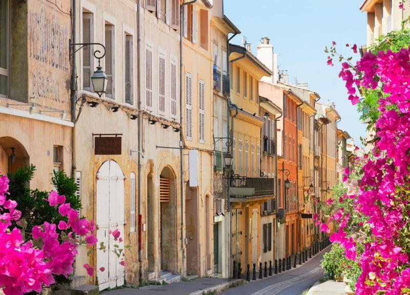 Gruppenreise nach Aix-en-Provence