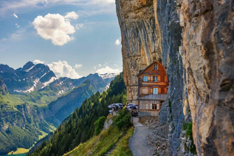 Gruppenreise Ostschweiz nach Aescher