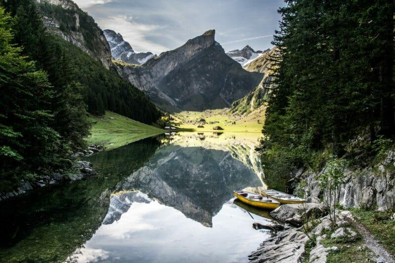 Gruppenreise in die Ostschweiz nach Seealpsee