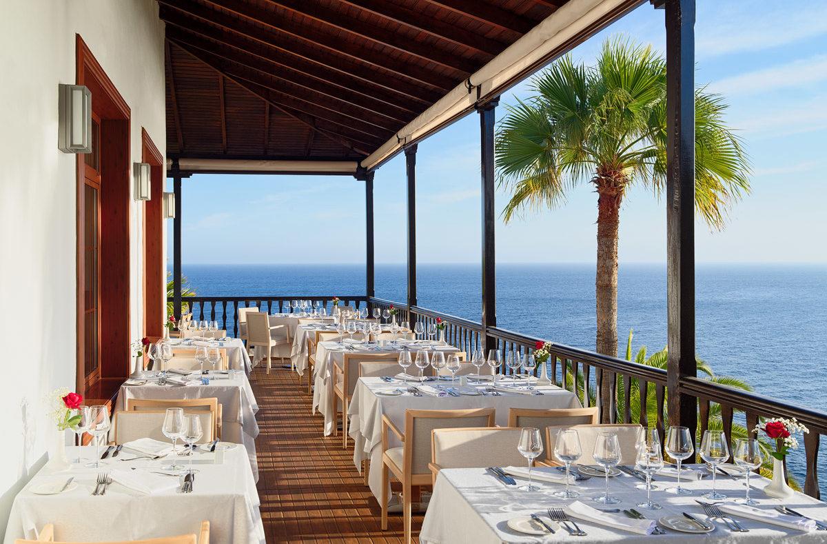 Hotel Jardin Tecina auf La Gomera
