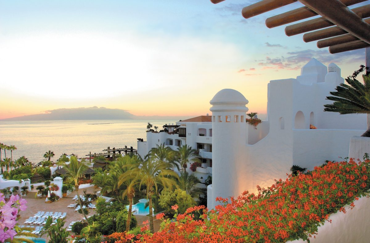 Hotel Jardin Tropical auf Teneriffa
