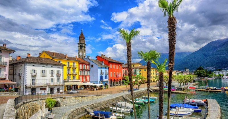 Gruppenreise ins Tessin Ascona