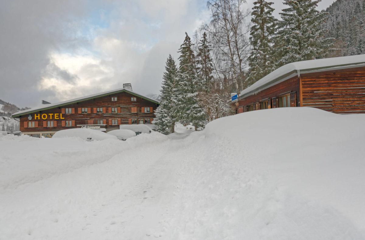 Hotel Bivouac Napoléon Bourg St. Pierre