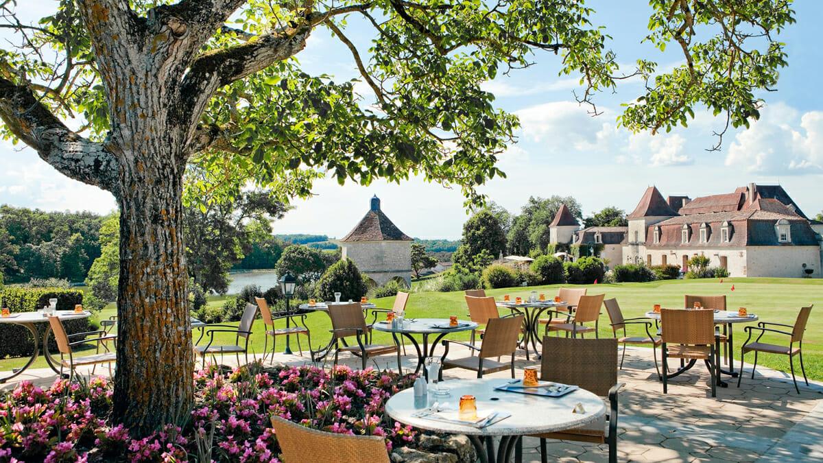 Golfreise in der Dordogne im Château des Vigiers