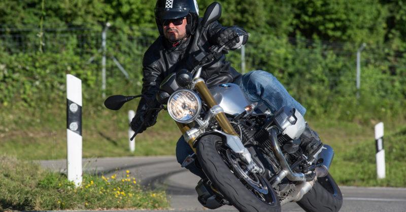 TCS Motorrad-Fahrtraining