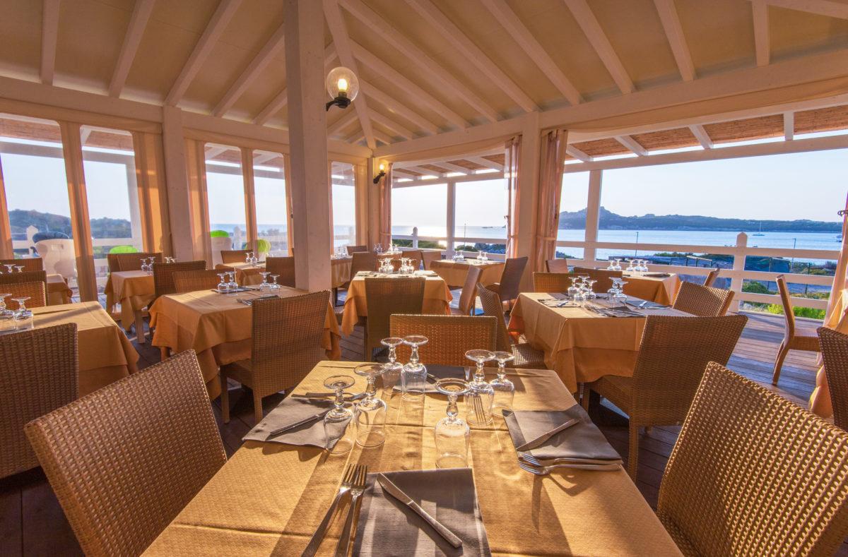 Club Cala Blu Sardinia Restaurant