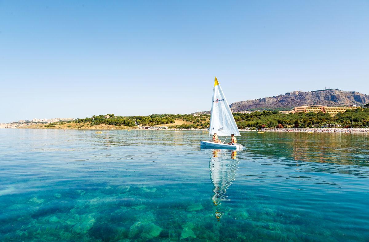 Urlaub am Meer Club Torre Barone Sizilien