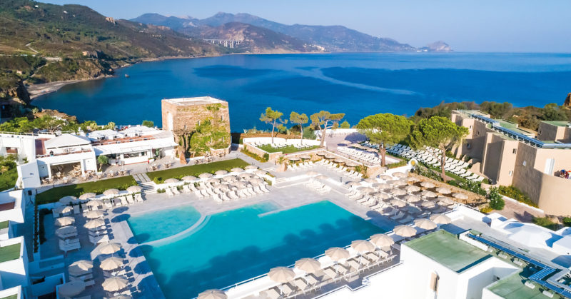 Pollina Resort Urlaub am Meer Sizilien
