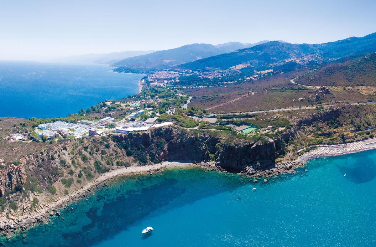 Küstenlandschaft von Sizilien