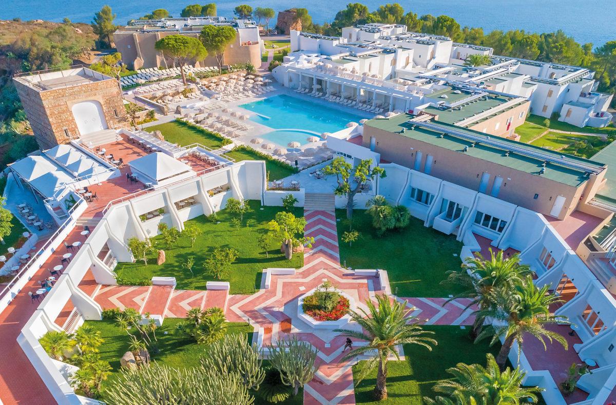 Hotel in Sizilien für einen Urlaub am Meer