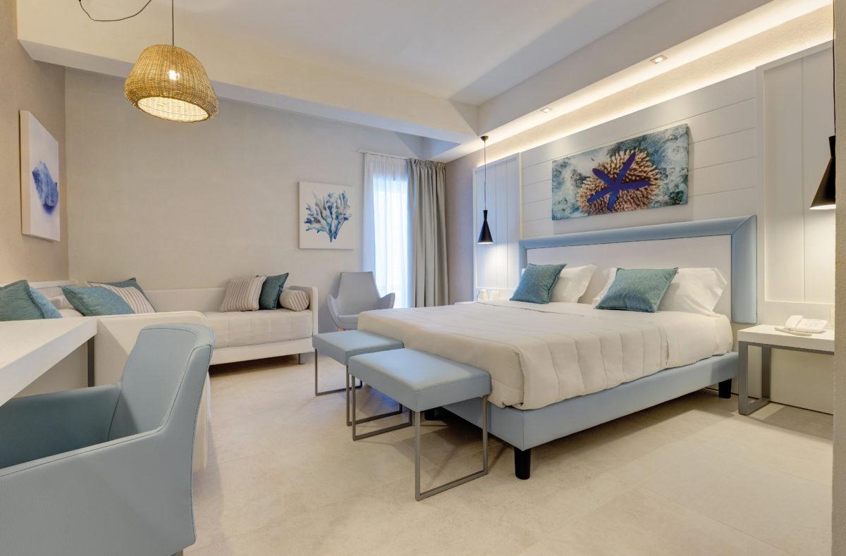 Zimmer Pollina Resort Sizilien