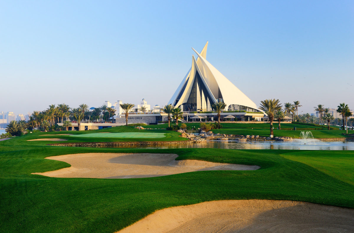Creek Golf Dubai