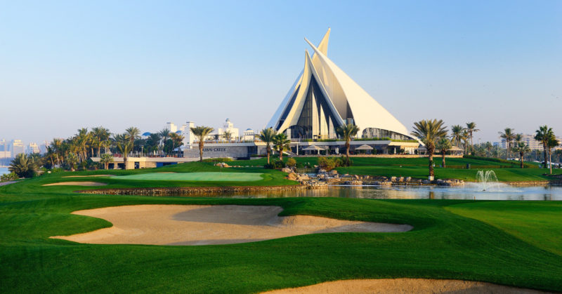 Creek Golf Dubai