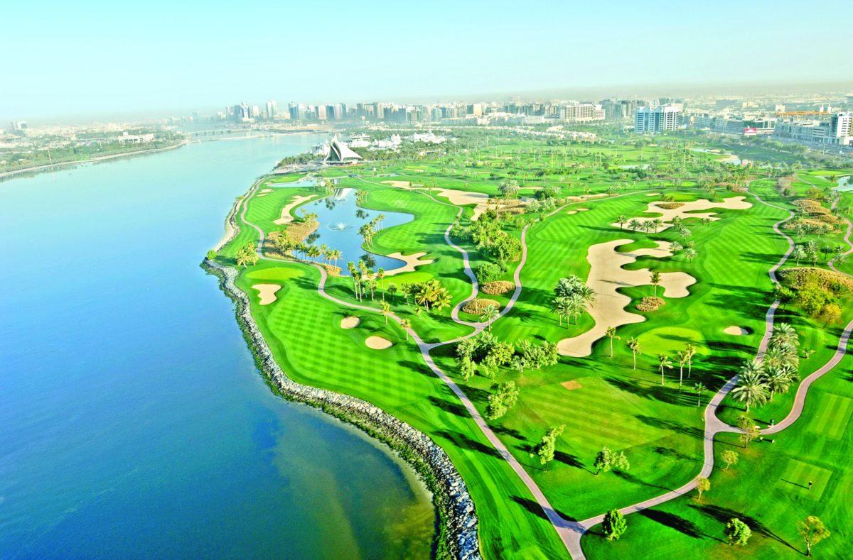 Dubai Creek Golf Aufenthalt
