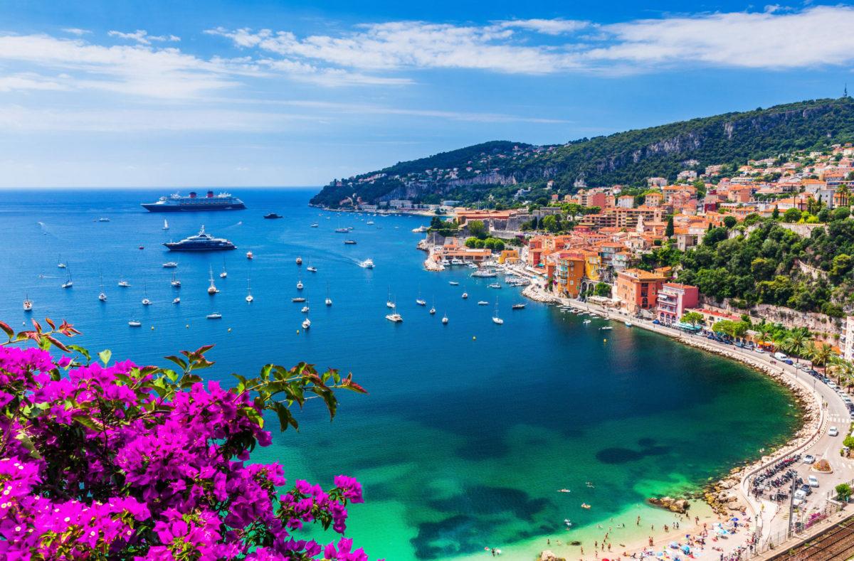 Besuchen Sie die Französische Riviera
